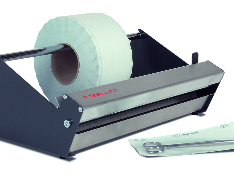 TSM 611 S Roll holder with cutting device 1 1